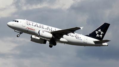 N524TA - Airbus A319-132 - Avianca Central America
