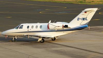 A picture of DIWIL - Cessna 525 CitationJet CJ1 - [5250221] - © Christian Weber