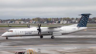 C-GKQH - Bombardier Dash 8-Q402 - Porter Airlines