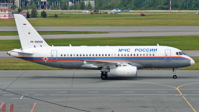 RA-89066 - Sukhoi Superjet 100-95LR - Russia - Ministry for Emergency Situations (MChS)