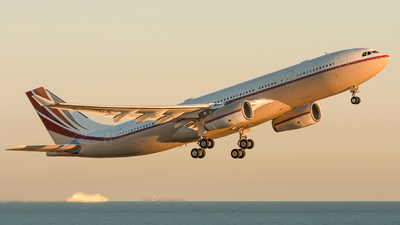 VP-BHD - Airbus A330-243(CJ) - Private