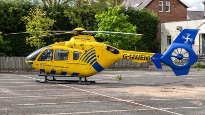 G-NWEM - Eurocopter EC 135T2 - Bond Air Services
