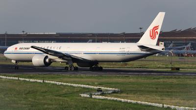 B-2087 - Boeing 777-39LER - Air China