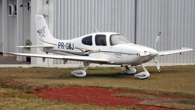 PR-GMJ - Cirrus SR22-G2 - Private