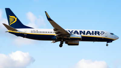 EI-DHV - Boeing 737-8AS - Ryanair