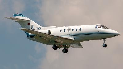 A picture of TCTAV - Hawker 800XP - [258736] - © Deniz Can Biroglu