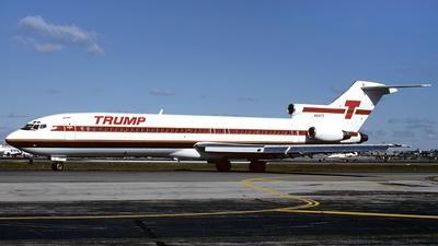 N916TS - Boeing 727-254 - Trump Shuttle
