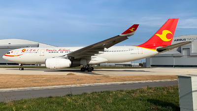 B-LNJ - Airbus A330-243 - Tianjin Airlines