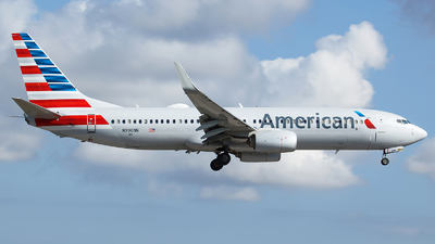 A picture of N990NN - Boeing 737823 - American Airlines - © Orlando Suarez