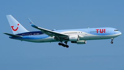 G-OBYH - Boeing 767-304(ER) - TUI