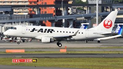 JA217J - Embraer 170-100STD - J-Air