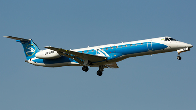 UR-DPB - Embraer ERJ-145LR - Wind Rose Aviation