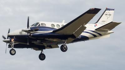 HP-20AAD - Beechcraft C90A King Air - Arrendamientos Aereos