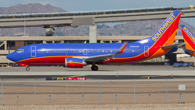 N362SW - Boeing 737-3H4 - Southwest Airlines