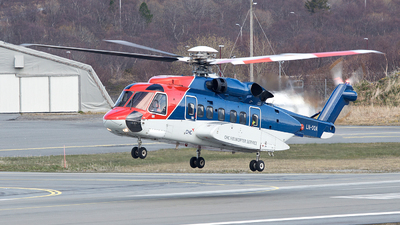 A picture of LNOQA - Sikorsky S92A - CHC Helikopter Service - © Erlend Karlsen