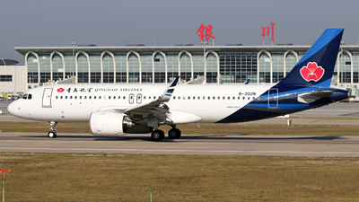 A picture of B302N - Airbus A320271N - Qingdao Airlines - © lihutao