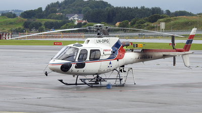 LN-OPG - Eurocopter AS 350B3 Ecureuil - Airlift