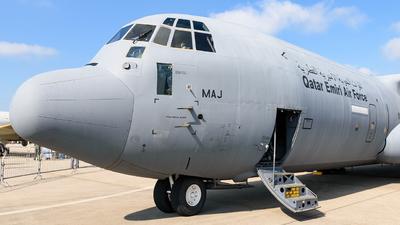 213 - Lockheed C-130H Hercules - Qatar - Air Force