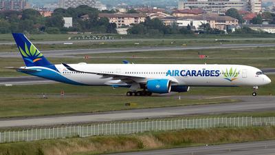 F-WZNI - Airbus A350-1041 - Air Caraïbes