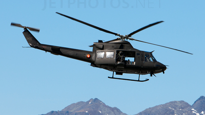 146 - Bell 412SP - Norway - Air Force