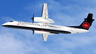 A picture of CGGOY - De Havilland Canada Dash 8400 - Air Canada - © YoungKyun Shin