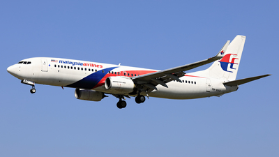 A picture of 9MMXO - Boeing 7378H6 - Malaysia Airlines - © photogiap