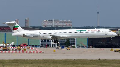 LZ-LDN - McDonnell Douglas MD-82 - Bulgarian Air Charter (BAC)