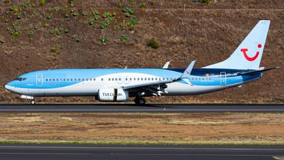 OO-JAV - Boeing 737-8K5 - TUI