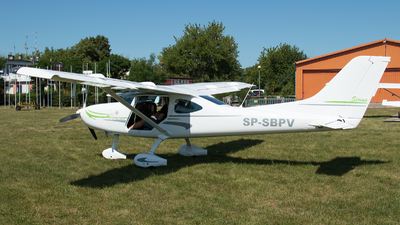 SP-SBPV - TL Ultralight TL-3000 Sirius - Private