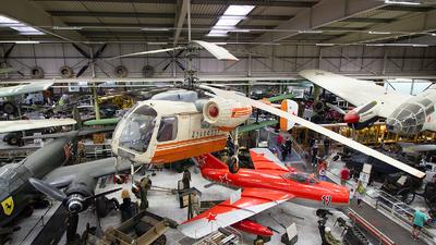CCCP-26001 - Kamov Ka-26 Hoodlum - Aeroflot