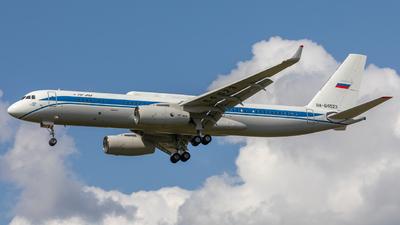 A picture of RA64523 - Tupolev Tu214VPU -  - © nik_pilgrim