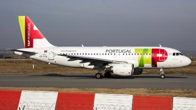 CS-TTB - Airbus A319-111 - TAP Portugal