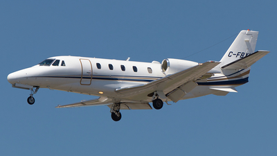 C-FBXL - Cessna 560XL Citation Excel - Airsprint
