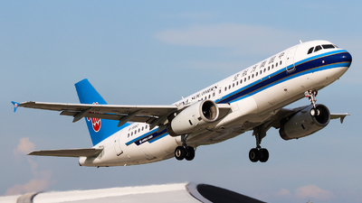 A picture of B9952 - Airbus A320232 - China Southern Airlines - © PPengpeng