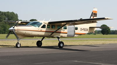 D-FSCM - Cessna 208B Grand Caravan - Private