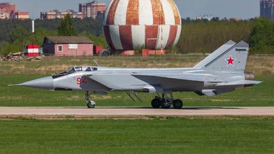94 - Mikoyan-Gurevich MiG-31BM Foxhound - Russia - Air Force