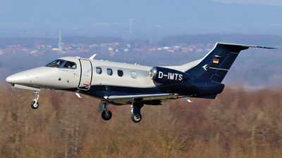 D-IMTS - Embraer 500 Phenom 100EV - Private