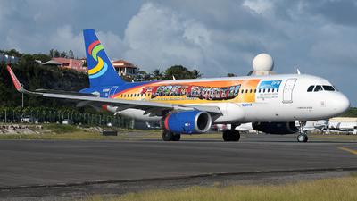 N618NK - Airbus A320-232 - Spirit Airlines