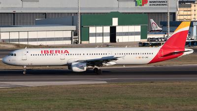 EC-JRE - Airbus A321-211 - Iberia