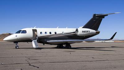 N420FX - Embraer EMB-545 Legacy 450  - Flexjet