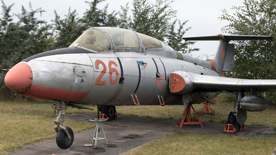 26 - Aero L-29 Delfin - Soviet Union - Air Force