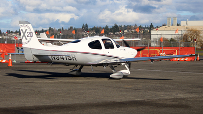 A picture of N941SR - Cirrus SR20 - [1907] - © Huy Do