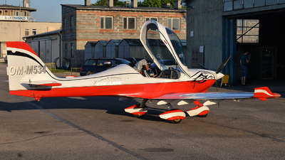 OM-M534 - FK-Lightplanes FK-14 B2 Polaris - Private