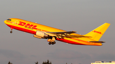 N783AX - Boeing 767-281(BDSF) - DHL (ABX Air)