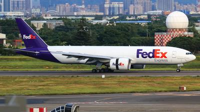N856FD - Boeing 777-FS2 - FedEx