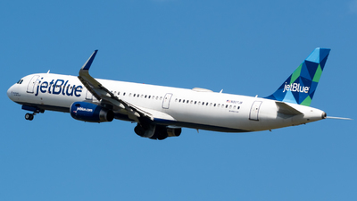 A picture of N907JB - Airbus A321231 - JetBlue Airways - © Hector Rivera-HR Planespotter
