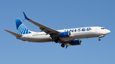A picture of N13248 - Boeing 737824 - United Airlines - © Sebastian C