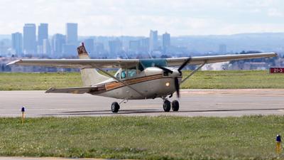 N4741X - Cessna U206G Stationair - Private