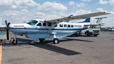 5Y-CCA - Cessna 208B Grand Caravan - Mombasa Air Safari