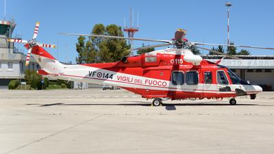A picture of VF144 - Leonardo AW139 - [31888] - © Luigi Orlandi